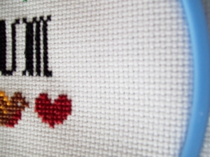 Cross Stitch Sampler Designs
