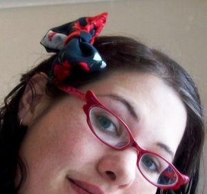 Make Bow Hair Clip