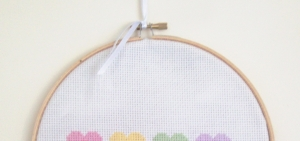 Modern Cross Stitch Ideas