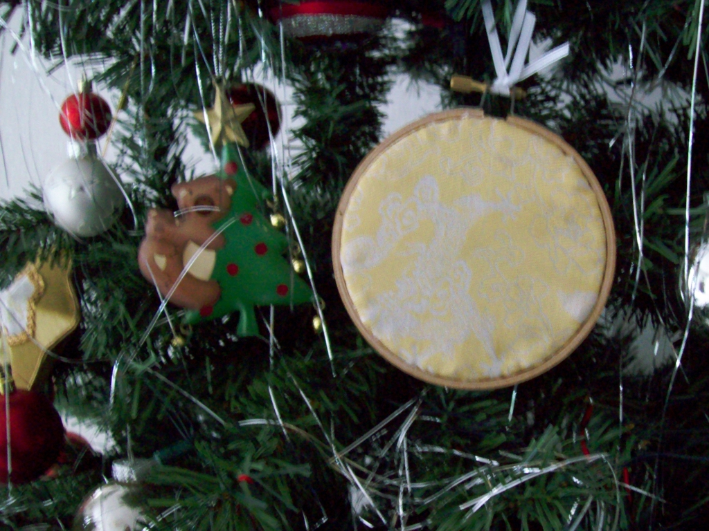 Not in the Christmas Spirit – Plus Free Christmas Cross Stitch ...