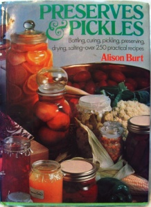 Old Fashioned Recipes for Preserves